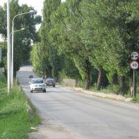 Дорога в Шахты, Каменоломни