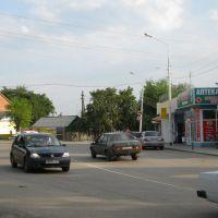 Поворот на ул. Крупской, Каменоломни