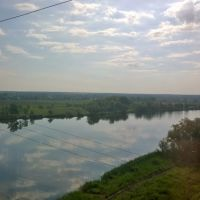 The Don River Near Kamensk Shakhtinsky., Каменск-Шахтинский