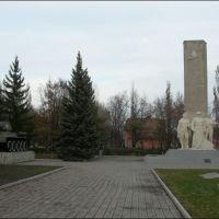 Памятник павшим, Каменск-Шахтинский