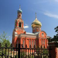 храм Покрова Святой Богородицы, Каменск-Шахтинский