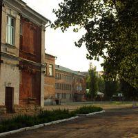 Городской пейзаж, Каменск-Шахтинский