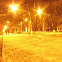 Бродвей, вечер..., Каменск-Шахтинский