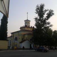 жд.вокзал станция Каменская, Каменск-Шахтинский