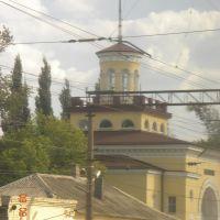 вокзал, Каменск-Шахтинский