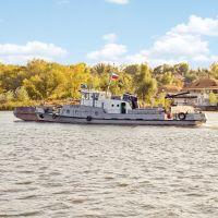 Большой реке - большие корабли., Каменск-Шахтинский