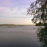 Кашарское водохранилище, Кашары
