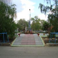 Памятник неизвестному солдату, Кашары
