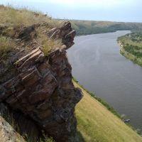 Скалы в Коксовом над Донцом, Коксовый