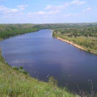 river Severskiy Donets, Коксовый
