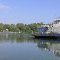 паром на реке Дон, Константиновск