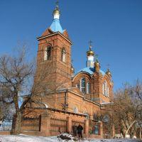 Константиновск. Покровская церковь 5/I.2008, Константиновск