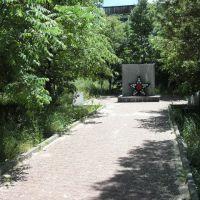 Жертвам чернобыльской трагедии, Красный Сулин