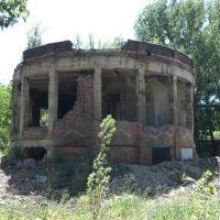 Разрушенный завод, Красный Сулин