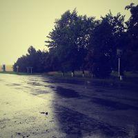 Дождь в Куйбышево, Куйбышево