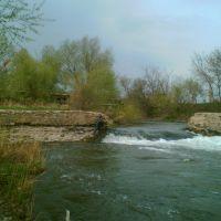 Плотина, Куйбышево