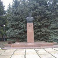 Памятник маршалу Гречко А.А., Куйбышево