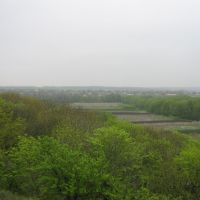 Так просматривалась панорама снайперов во время войны, Куйбышево