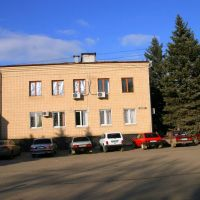 Администрация района, Матвеев Курган