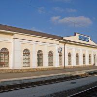 Вокзал Миллерово, Миллерово