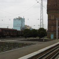 Millerovo. The station buildings / Миллерово. Вокзальные строения, Миллерово