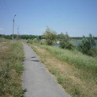 Дорожка к озеру, Миллерово