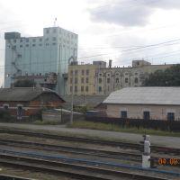 у станции Миллерово, Миллерово