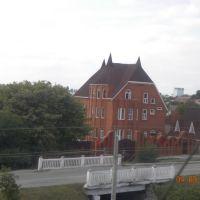 домик у дороги, Миллерово