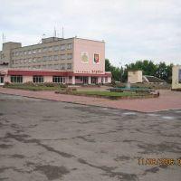 Миллерово июнь 2006, Миллерово