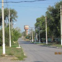 Водонапорная башня, Милютинская