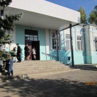 Старая школа, Милютинская