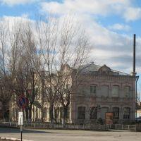 Исторический центр Морозовска, Морозовск