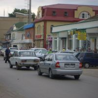 Магазины на ул. Ленина, Морозовск