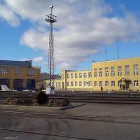 Локомотивное депо Морозовск, Морозовск