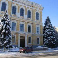 Мелиоративная академия, Новочеркасск