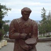 Новочеркасск. Новый памятник на Кругу, Новочеркасск