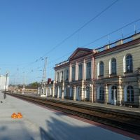 Вокзал Новочеркасск (Novocherkassk station), Новочеркасск