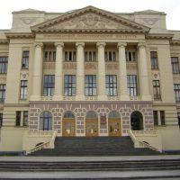 ЮРГТУ(НПИ) главный корпус, Новочеркасск