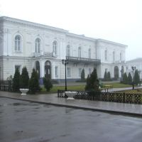 Атаманский дворец в Новочеркасске, Новочеркасск