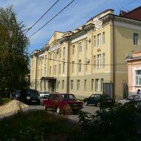 Больница скорой помощи, Новочеркасск
