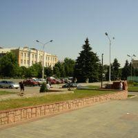 Площадь Платова, Новочеркасск