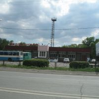 Автовокзал Новошахтинска, Новошахтинск