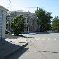 The youth house, Новошахтинск