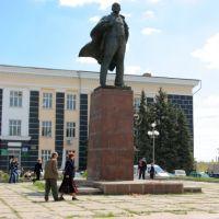 Памятник В.И. Ленину, Новошахтинск