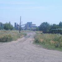 Новоша́хтинск  угольная шахта В.И. Ленина   22-07-2002, Новошахтинск