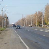 В Новошахтинске, Новошахтинск