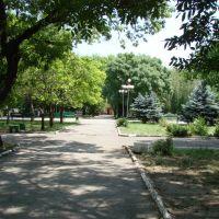 Городской парк., Новошахтинск