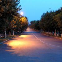 момент времени : вечер, Новошахтинск