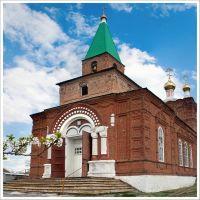 храм в обливской, Обливская