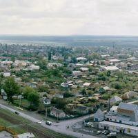 панорама станицы Обливской, Обливская